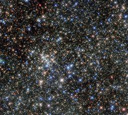 John W Sexton_Quintuplet cluster