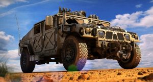 military_hummer